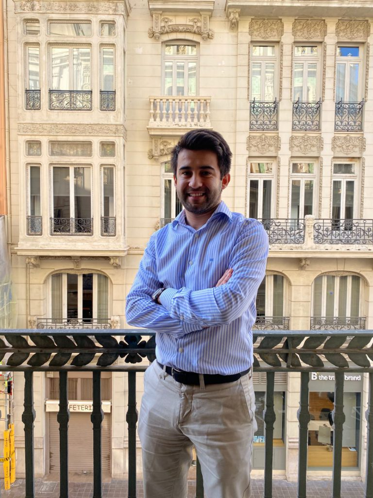 Rafael Andreu Bo Growth